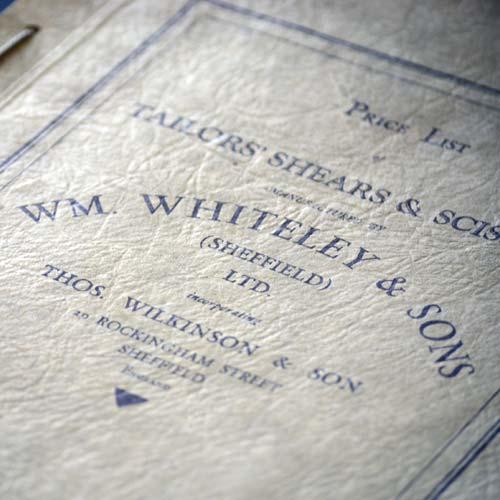 william whiteley history