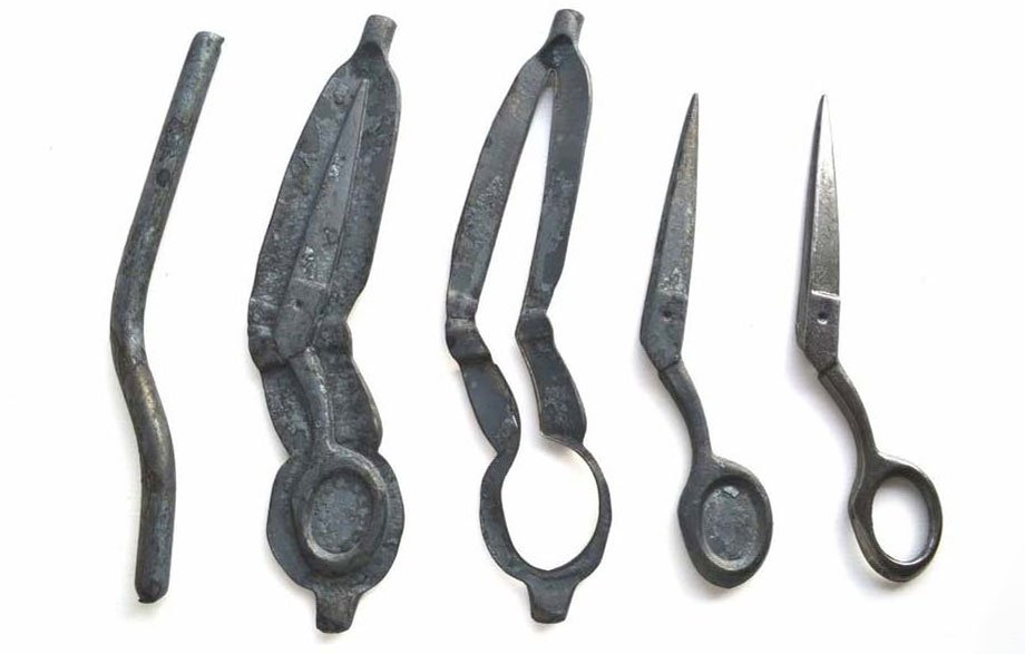 history scissor manufacture