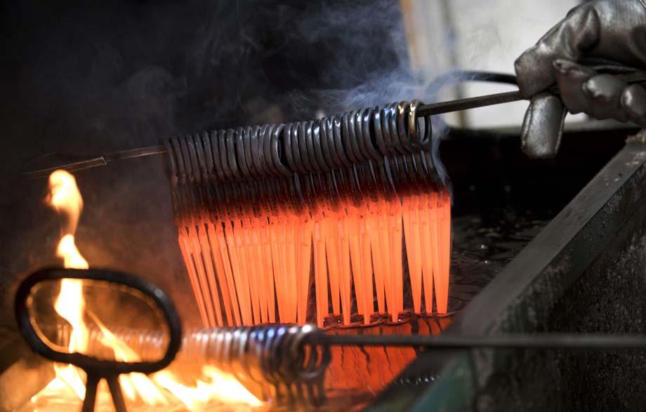 scissor manufacturing