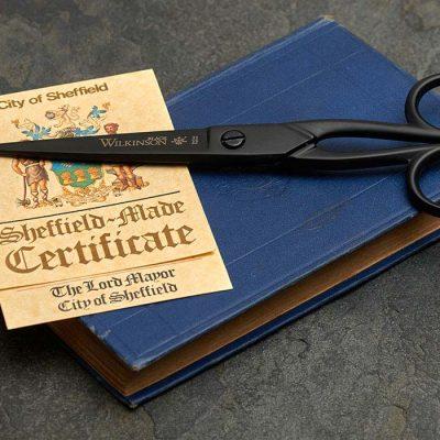 sheffield made scissors