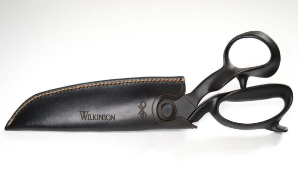 wilkinson exo leather sheath black