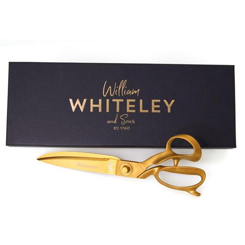 whiteley exo shears gold