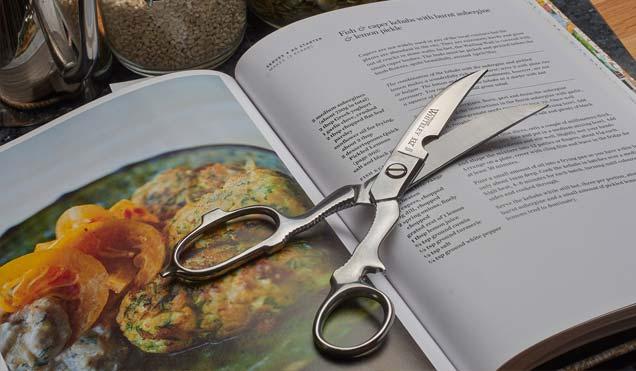 william whiteley kitchen scissors
